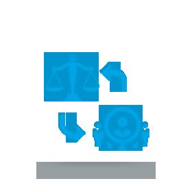 Apoio Jurídico e de Recursos Humanos