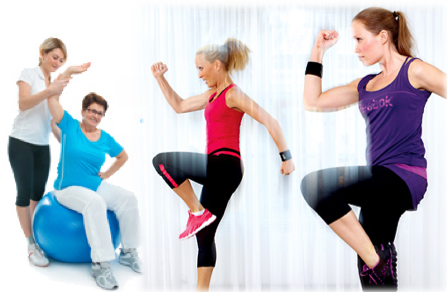 Personal Training anda Group Classes
