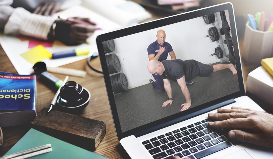 Formações Online na Área Desportiva para elevar o seu conhecimento enquanto está em casa