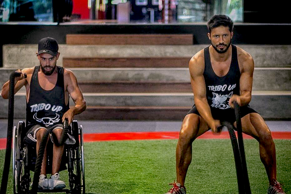 Os bastidores da marca Fitness UP