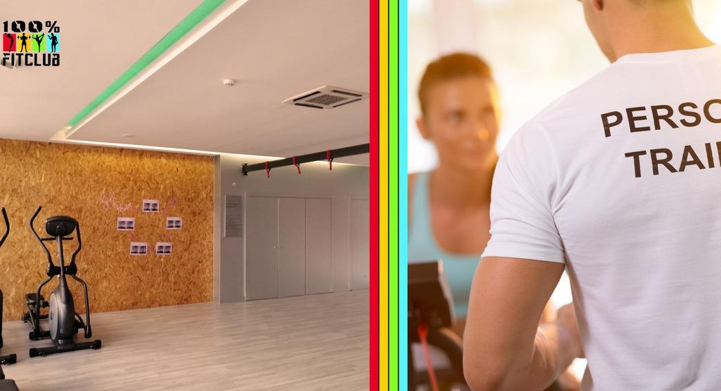 100% Fitclub faculta estúdios para profissionais do fitness
