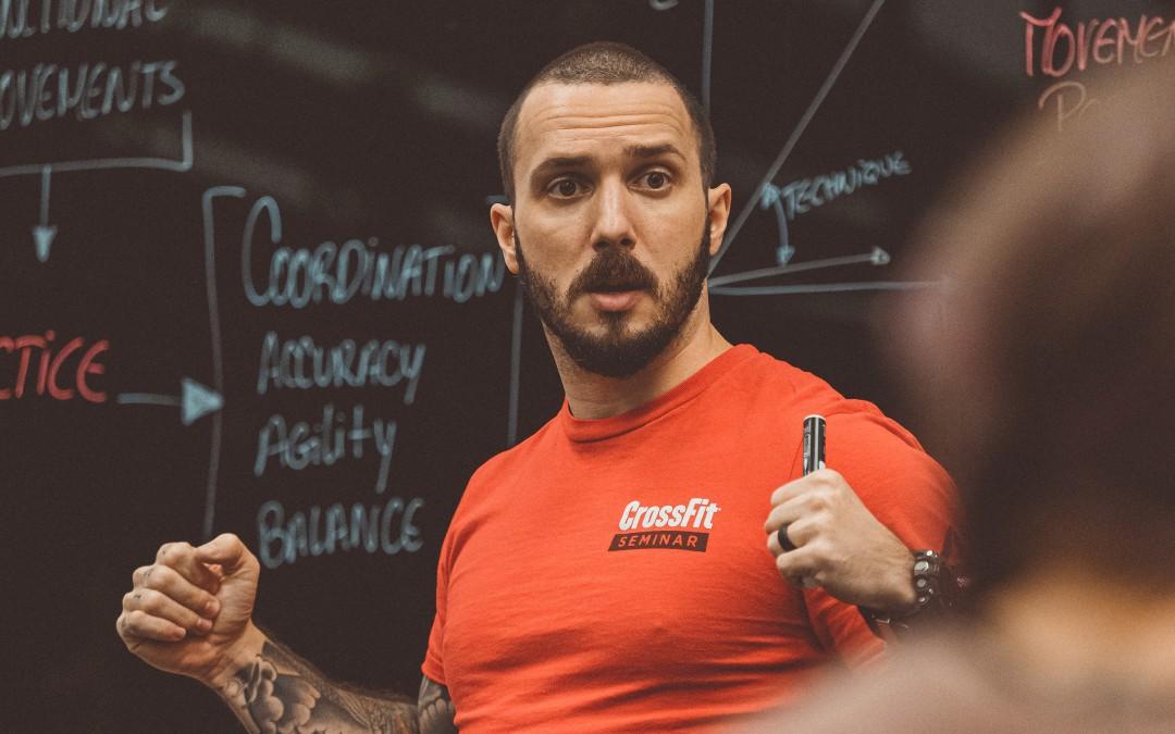 CrossFit com representação em Portugal